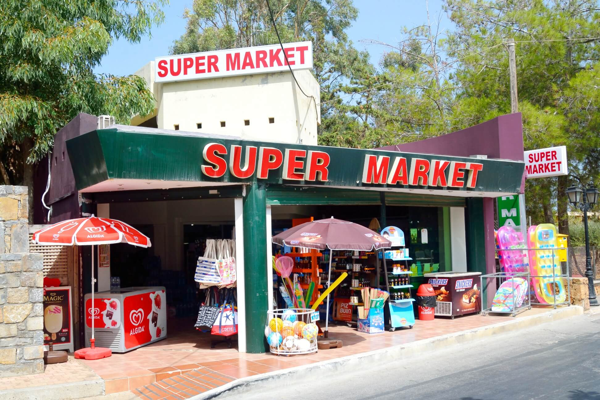 הגדול למכירה קיוסק חנות נוחות | לוח עסקים מונופולי GD-07